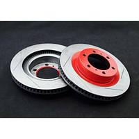 BATTLEZ Вентилируемые тормозные диски Передние TOYOTA LAND CRUISER 150 B834065F
