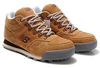 Мужские кроссовки New Balance H710 High Светло-коричневые