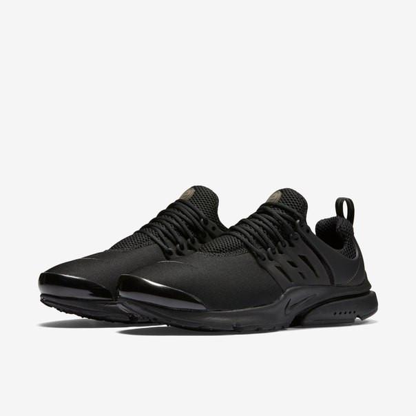 5034cd14 Кроссовки в Стиле Nike Air Presto All Black Мужские — в Категории ...
