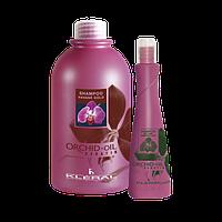Havana Gold KLERAL SYSTEM Orchid Oil Shampoo Увлажняющий шампунь для частого применения