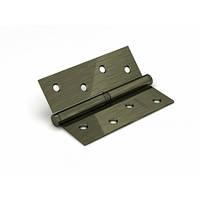 Петля дверная съемная Fuaro 413-4 100x75x2,5 AB  (бронза) левая/правая