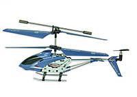 Радиоуправляемый вертолет 33008 гироскоп Blue