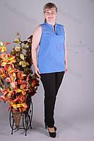 Блуза 2710-442/3 батал от производителя оптом