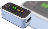 Пульсоксиметр CMS50H 1.3 цветной OLED дисплей, G-сенсор, передача данных на ПК, CONTEC