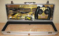 Вертолет на радиоуправлении в металлическом подарочном кейсе, фото 1