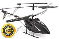 Вертолет на радиоуправлении Hawkspy с видеокамерой. На ДЕТАЛИ. Нет аккумулятора.