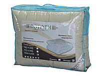 Одеяло антиаллергенное микрофибра летнее, двойное (175х205см)