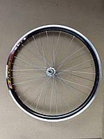 """Велосипедное колесо Mayarim, двойной обод, 24"""", 26"""", алюм. втулка, на промподш., V-brake, переднее"""