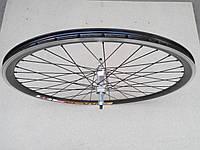 """Велосипедное колесо Mayarim, 24"""", 26"""", алюм. втулка, на промподш., под тормозной диск, переднее"""