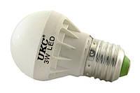 Светодиодная LED лампочка UKC Bulb Light E27 3W