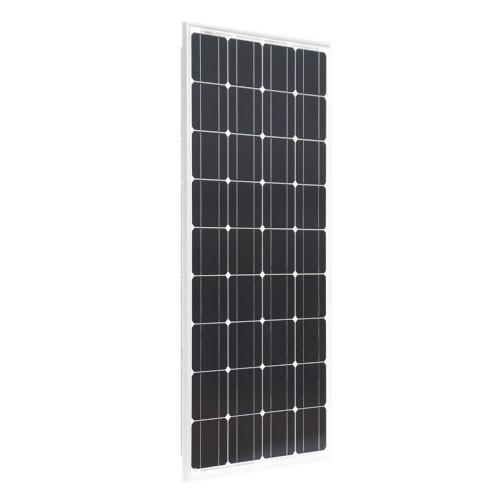 Монокристалическая солнечная панель (батарея) PERLIGHT PLM-200M-24 200 ВТ, 24В , фото 1