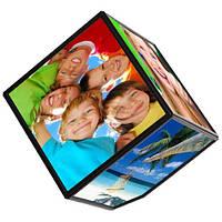 Супер подарок — Вращающийся куб с фотографиями