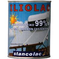 Краска для солнечных коллекторов ILIOLAC  банка 4 л