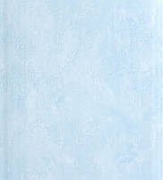 Пластиковая панель ПВХ Мрамор голубой