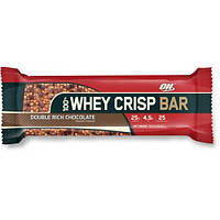 100% Whey Crisp Bars Optimum Nutrition 65 грамм