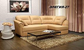 Диван угловой Элегия-27 (Мебель-Плюс TM)