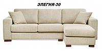 Диван угловой дизайнерский под заказ Элегия-30 (Мебель-Плюс TM)