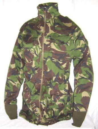 Куртка Британских дисантников DPM