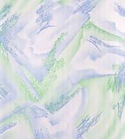 Пластиковая панель ПВХ  Пастель зеленая