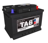 Аккумулятор TAB Polar 50Ah-12v (207x175x190) правый +
