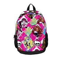 Рюкзак школьный для девочки Монстер Хай (Monster High)