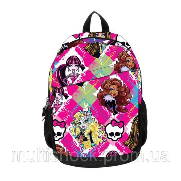 3d455e079785 Рюкзак школьный для девочки Монстер Хай (Monster High) - Multi Shock в Киеве