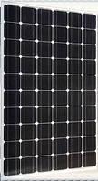Монокристалическая солнечная панель (батарея) PERLIGHT PLM-300M-24 300 ВТ, 24В , фото 1