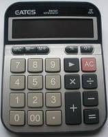 """Калькулятор """"EATES"""" BM-007 (12 разрядный, 2 питания), фото 1"""