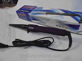Конусная плойка для волос A-Plus 1785, приборы для укладки волос,красивые локоны это легко,плойка конус А-Плюс, фото 2