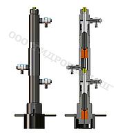 Спаренный сальниковый уплотнитель УЛГ 65/35 (с выводом флюида)