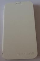 Чехол-книжка для Samsung N7100 Galaxy Note II (белый цвет)