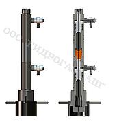 Спаренный сальниковый уплотнитель УЛГ 65/35 (без вывода флюида)