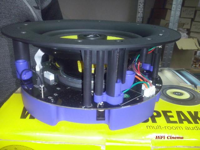 WiFi Wireless Speaker System Install in Ceiling HiFi Cinema