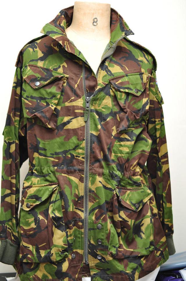 Куртка, парка британская DPM Camo