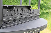 """Мангал """"Самарканд"""" комплектация-1А с крышкой-барбекю (длина 60см)"""