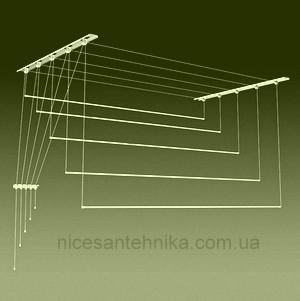 """Производство потолочных сушилок для белья """"Лиана"""" 4"""