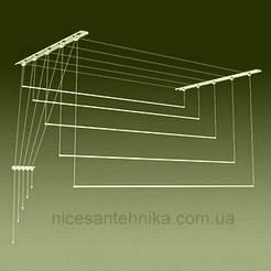 """Производство потолочных сушилок для белья """"Лиана"""" 5"""