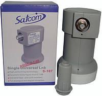 Конвертор Satcom Single Universal LNB S-107