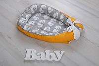 """Позиционер для малыша """"Babynest"""" - Лисенок"""