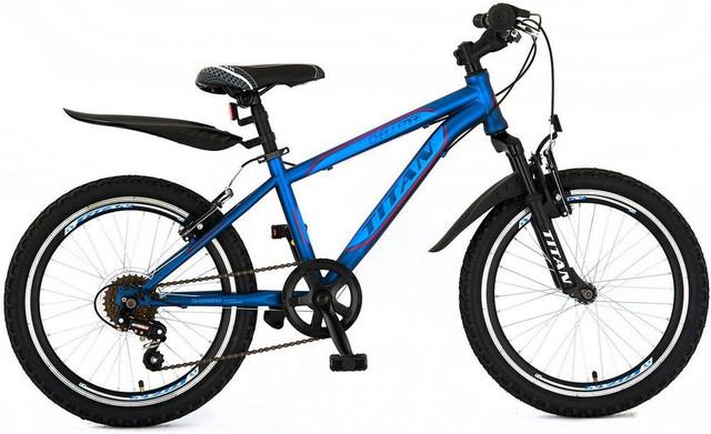 Велосипед детский Тitan 20″ Challenge