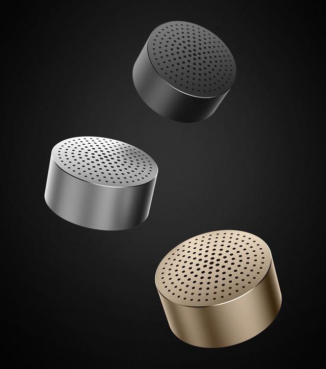 Колонка Mi Portable Bluetooth Speaker