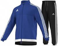 Спортивный костюм Adidas Tiro 15 Polyester Tracksuit S22291