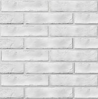 Плитка голден тайл брикстайл стрэнд белый 60*250 golden tile brickstyle strand 080020 для гостинной,хола.