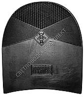 Набойка резиновая мужская PRESTO (Китай), р. 5, цв. черный, т. 7.0 мм
