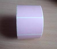 58х40 Термоэтикетка термо ЭКО (1000шт) розовая