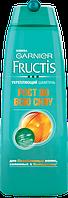 Шампунь для ослабленных волос, склонных к выпадению Рост во всю силу Garnier Fructis