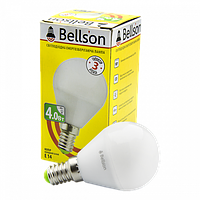 "Лампа LED ""Шар"" E14/4W-2700, 4000 PL"