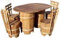 Набор мебели для бани