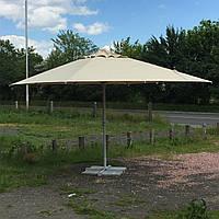 Зонт  4x4 Квадратный или Круглый для кафе, терасы, сада
