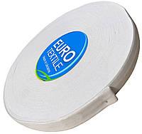 Резинки для одежды (20mm/40m) белый, тесьма эластичная полиэстер